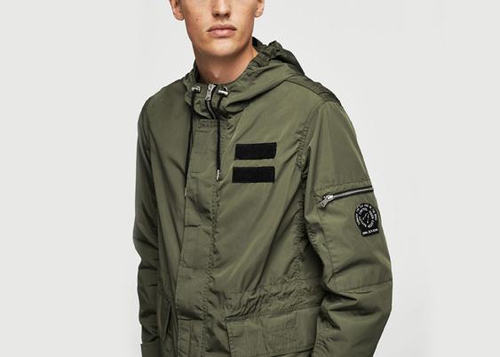 4e0228e8 10 модных и просто нормальных мужских курток из минских магазинов · «